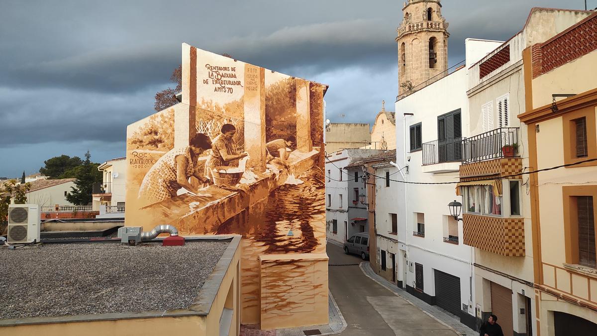 Les Bugaderes, La Riera de Gaià, Tarragona